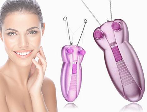Epilatore elettrico depilazione araba