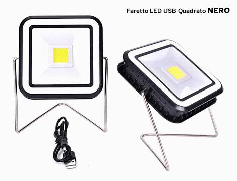 Faretto LED USB