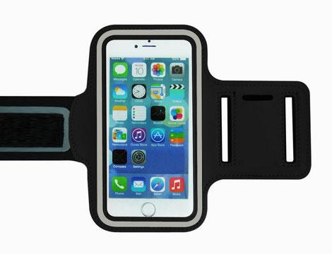 Fascia da braccio porta smartphone_N