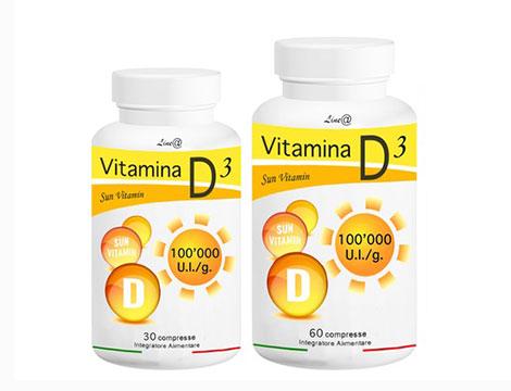 Compresse vitamina D3