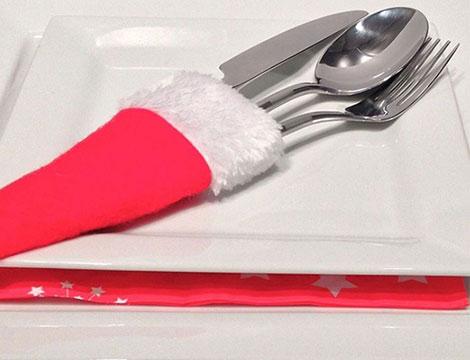 portaposate cappello Santa Claus_N