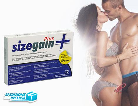 Sizegain integratore maschile_N