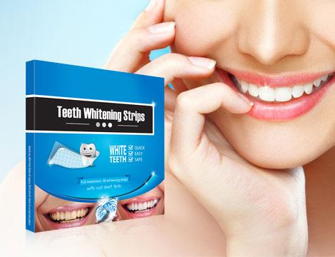 Fino a 56 strisce sbiancanti denti_N