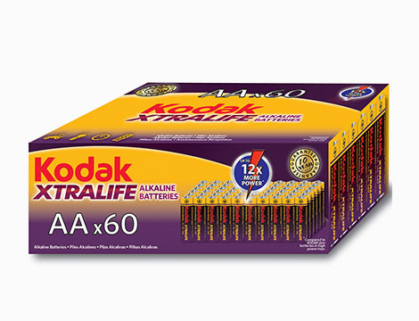 Kodak Xtralife Pile Alcaline_N