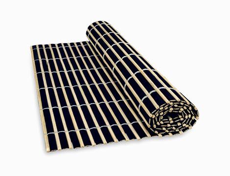Fino a 8 tovagliette in bamboo