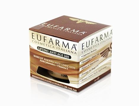 Fondotinta anti età Eufarma