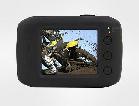 Fotocamera Action Camcorder