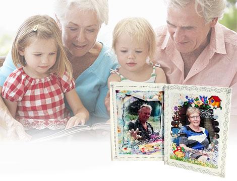 Fotofiaba grazie nonni!