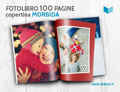 Fotolibro 100 pagine copertina morbida