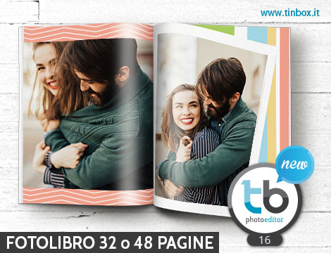 Fotolibro 32 o 48 pagine_N