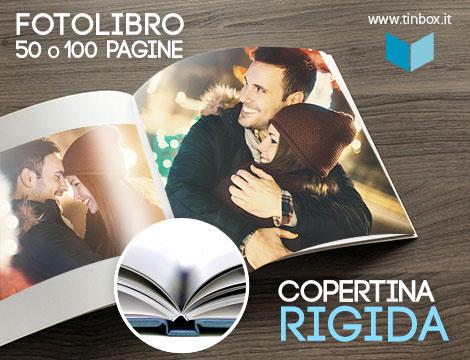 Fotolibro 50 o 100 pagine