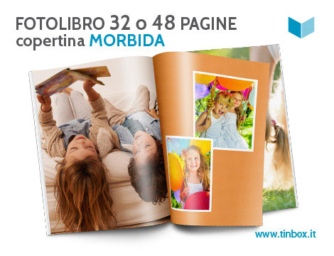 Fotolibro 32 o 48 pagine