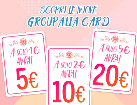 Groupalia Gift Card_N