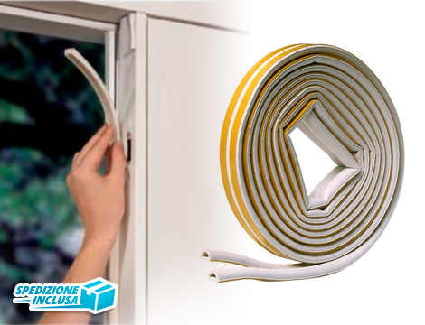 Offerta shopping guarnizioni per infissi groupalia - Guarnizioni adesive per finestre ...