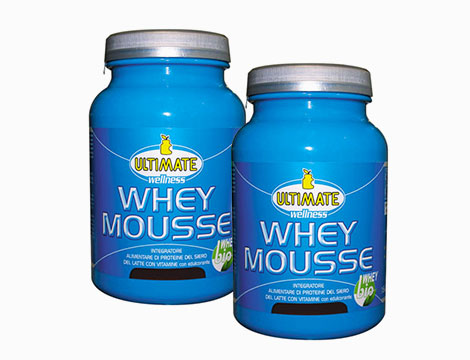 Integratore alimentare Whey Mousse_N