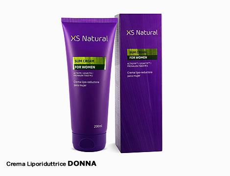 Integratori benessere e prodotti corpo XS Natural_N