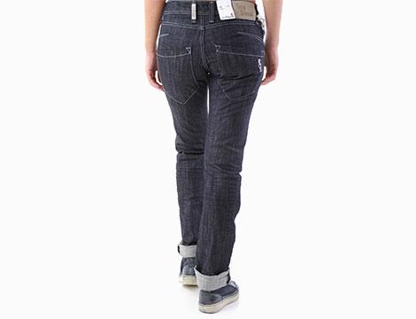 Jeans Sexy Woman retro