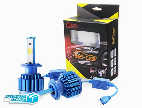 KIT 2 Lampadine auto 4200Lm_N