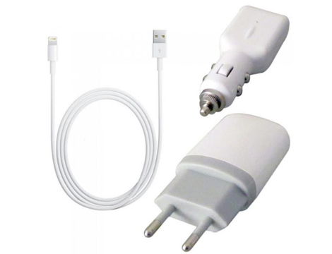 Kit Charger 3in1