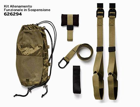 Kit allenamento funzionale in sospensione_N