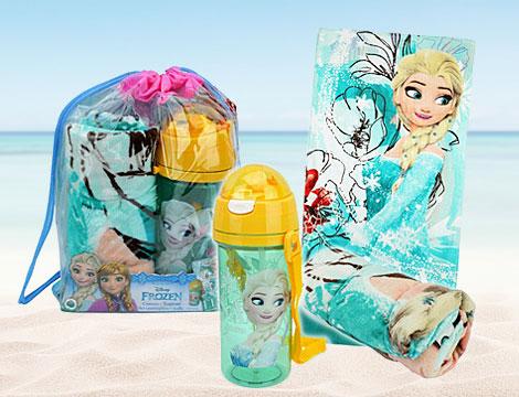 Kit da spiaggia Frozen_N