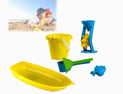 Kit giochi per il mare bambini_N