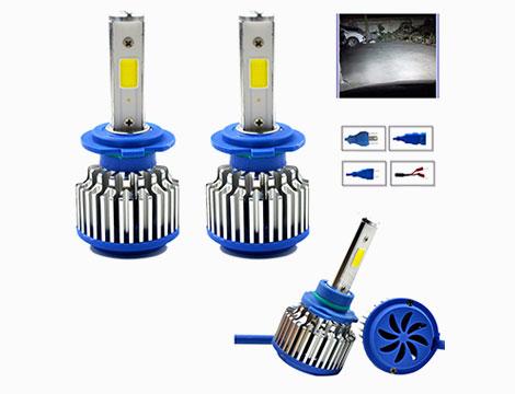 Kit luci LED per auto o moto