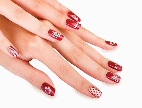 Kit nail art