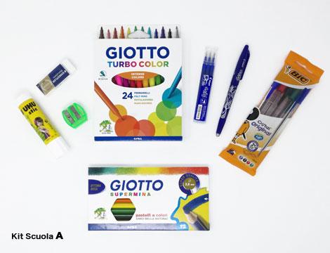 Kit per scuola elementare a scelta