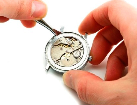 Kit 16 pezzi ripara orologi