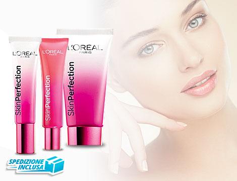 L'Oréal linea Skin Perfection_N