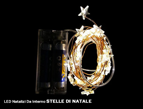LED natalizi da interno_N