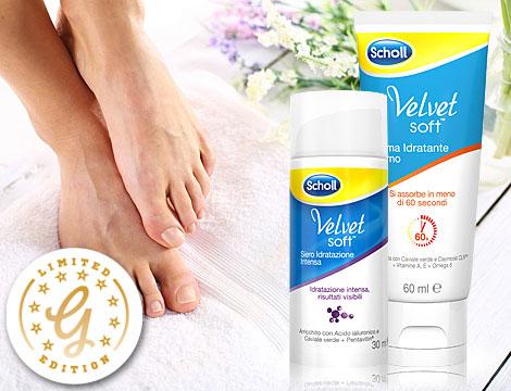 Scholl Velvet soft siero o crema_N