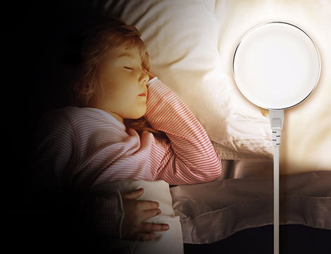Night light home charger_N