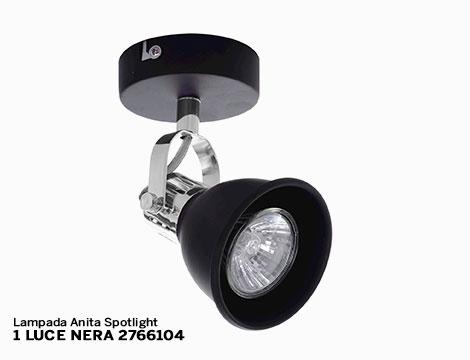 Lampada a parete o a soffitto Anita Spotlight