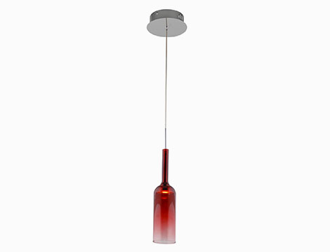 Lampada a soffitto Bottle Spotlight vari colori