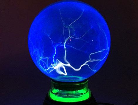 Lampada al plasma_N