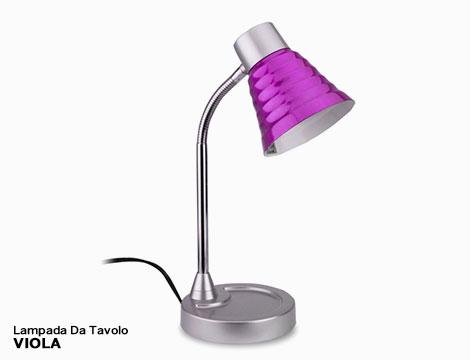 Lampada da tavolo colorata_N