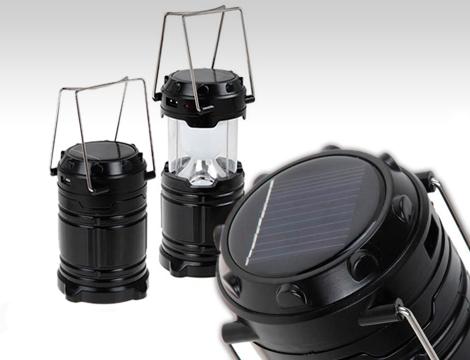 Lampada lanterna ricaricabile