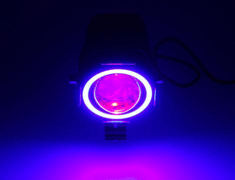 Lampada lenticolare LED_N