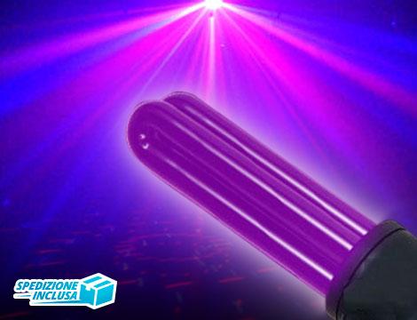 Lampada wood ultravioletta_N