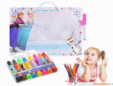 Lavagna e pennarelli Frozen_N