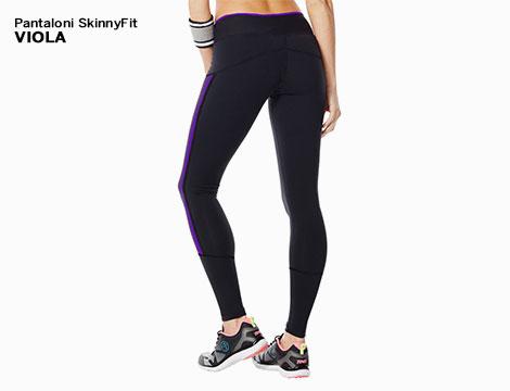 Pantaloni da palestra SkinnyFit