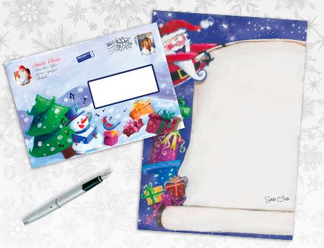 Lettera da Santa Claus