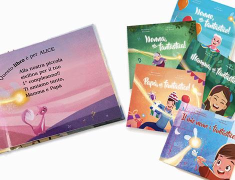 libri personalizzati Story of my name_N