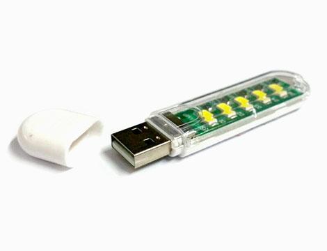 Luce LED USB GRATIS