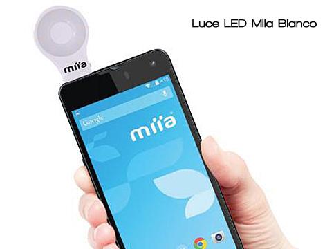 Luce LED portatile Miia GRATIS