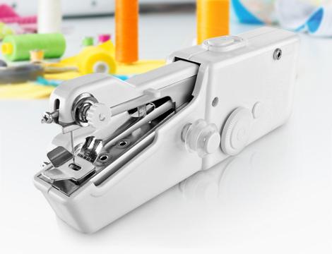 Offerta shopping macchina da cucire manuale a batteria for Macchina cucire offerta