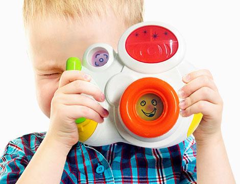 Macchina fotografica per bambini