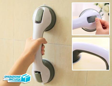 Maniglia sostegno doccia